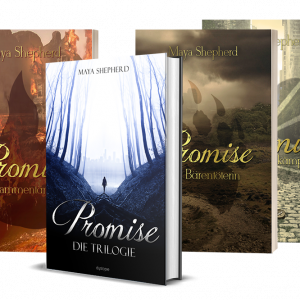 Promise 01 Die Bärentöterin
