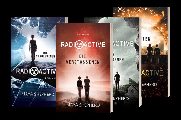 Radioactive Maya Shepherd Die Verstoßenen