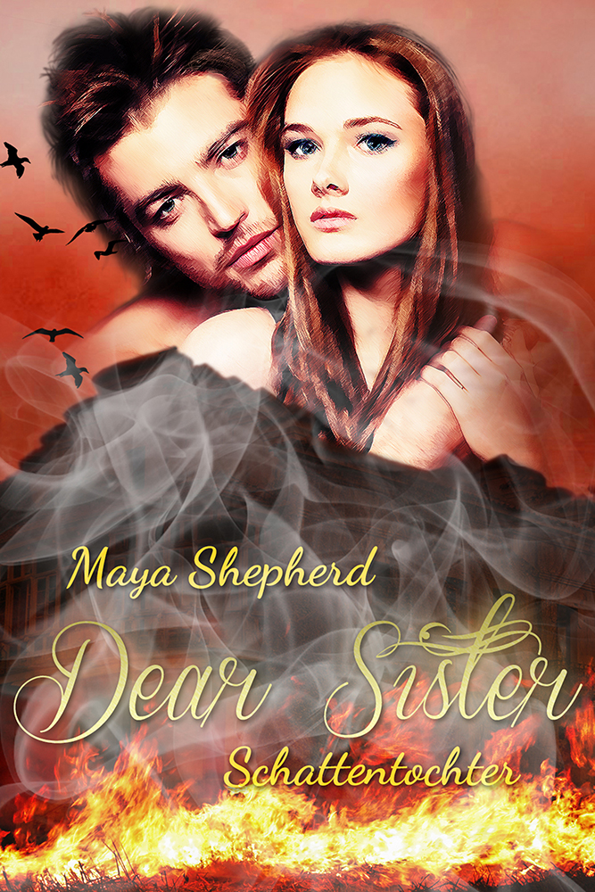 Dear Sister 04 Schattentochter Cover