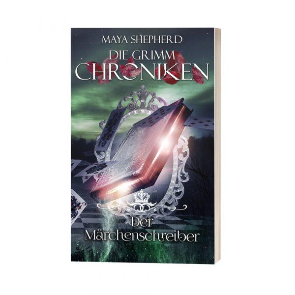 Die Grimm-Chroniken 22 Der Maerchenschreiber Shop
