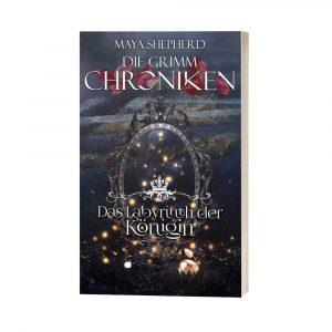 Die Grimm-Chroniken 25 Das Labyrinth der Königin