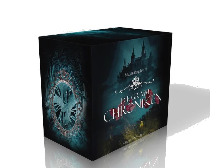 Die Grimm Chroniken Staffel 1 Schuber