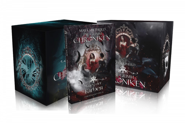 Die Grimm Chroniken Staffel 1 und 2 Schuber Finale