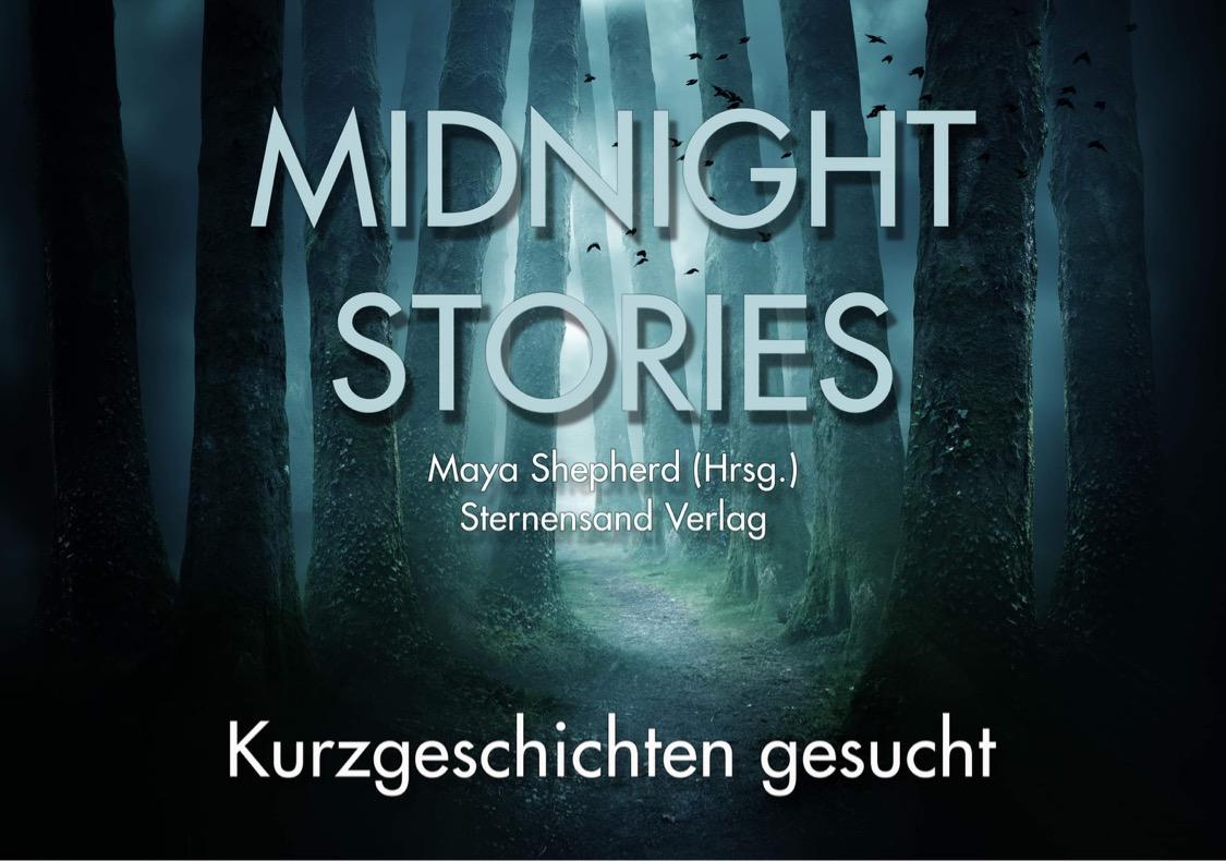 Midnight-Stories: Anthologie-Ausschreibung