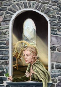 Illustration Die Grimm Chroniken Eva