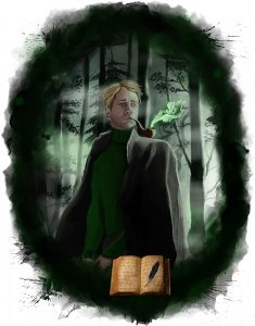 Illustration Die Grimm Chroniken Jacob