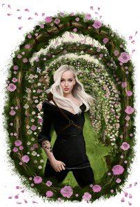 Illustration Die Grimm Chroniken Rosalie