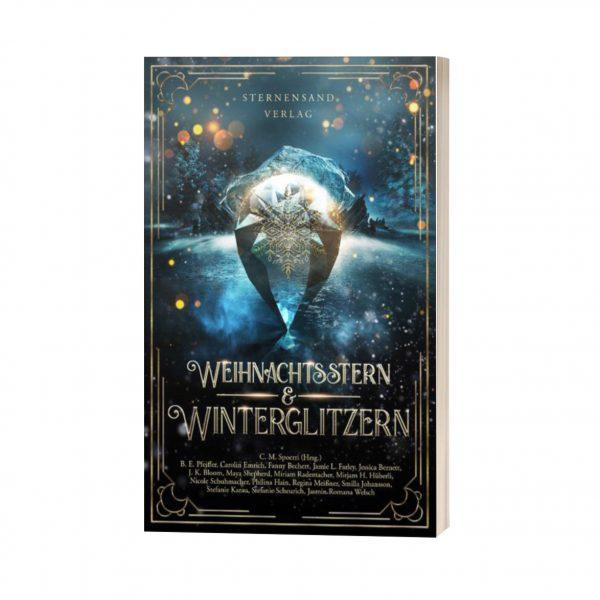 Weihnachtsstern und Winterglitzer Anthologie Shop