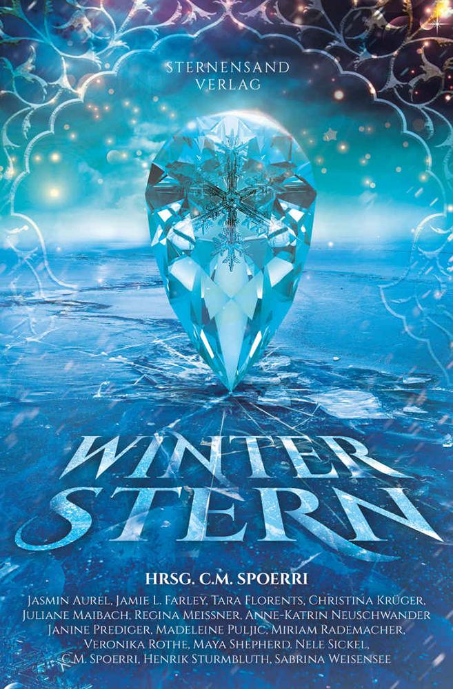 Winterstern Anthologie Sternensandverlag Maya Shepherd