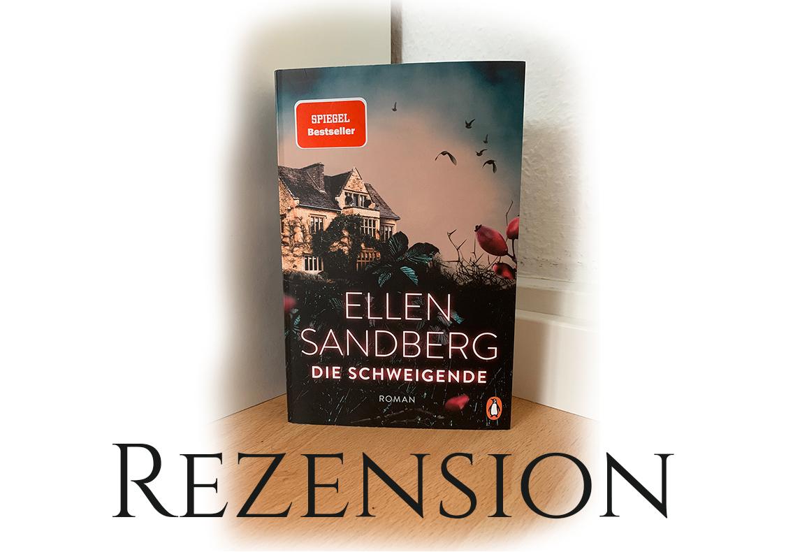[Rezension] Ellen Sandberg – Die Schweigende