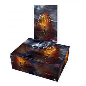 Buch-Box: Zoe & Clyde (Band 2)